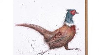 'Game Bird' card