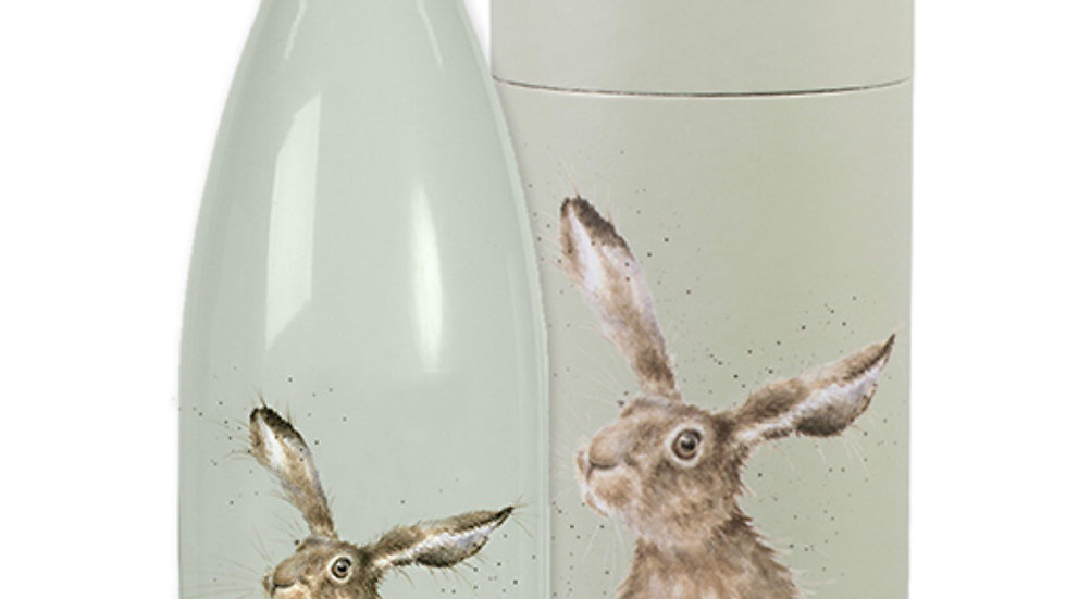 Wrendale Hare and the Bee' water bottle