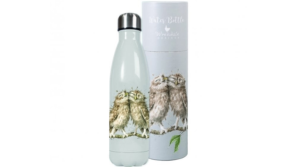 'Birds of a Feather' water bottle