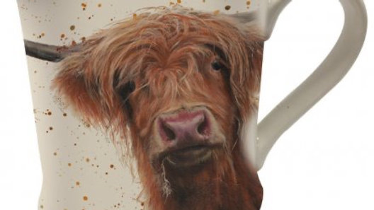 Betsy Cow China Mug Bree Merryn