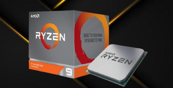 AMD Ryzen 9 5900x 12 Cores 24 Threads
