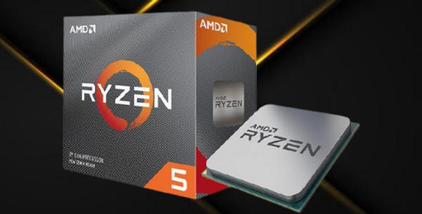 AMD Ryzen 5 1600 6 Cores 12 Threads