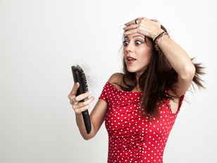 Yikes! Dirty Hair Brush?