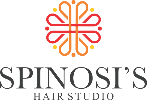 Spinosi's Hair Studio Logo for Hair Salon in Hoover, Al