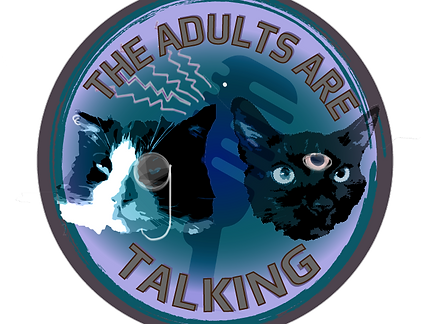The adults are talking