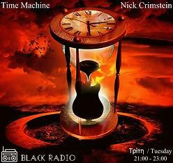 time machine - nick crimstein