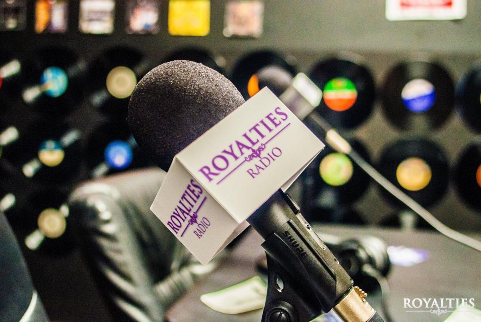 Royalties Radio Mic