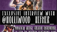 Holliwood Heffner on Royalties Radio