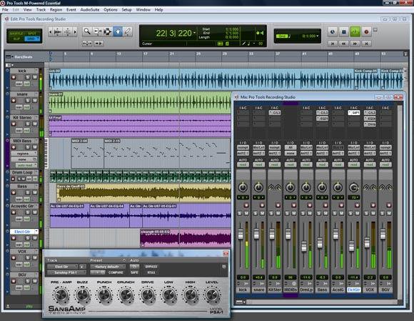 Studio Time w/Engineer 1hr