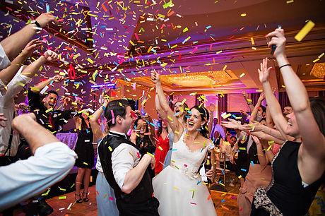 Wedding Night Celebrations