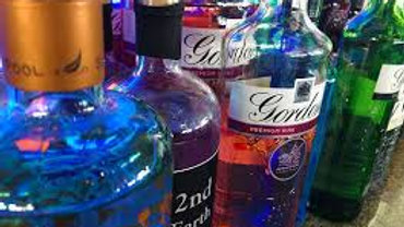 Gin party package destination-party