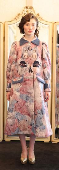 Epicure gourmet coat