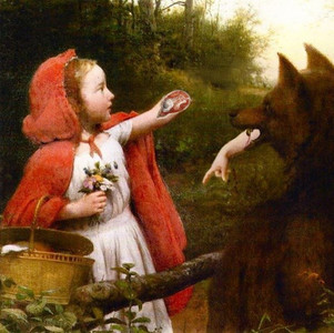 「 Little Red Riding Hood 」2014