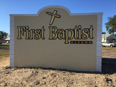 First Baptist of Elfers