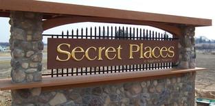 Secret Places