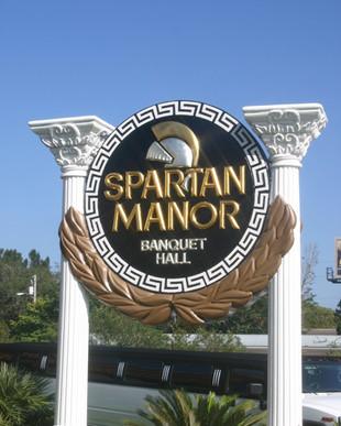 Spartan Manor