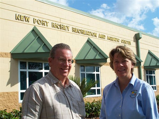 New Port Richey Recreational and Aquatic Center
