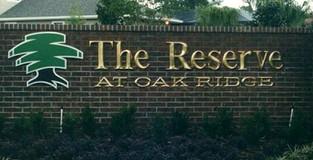 The Reserves at Oak Ridge