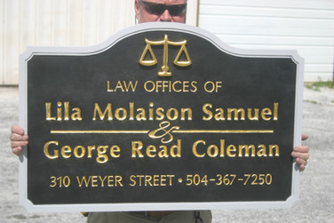 Law Offices of Samuel and Coleman