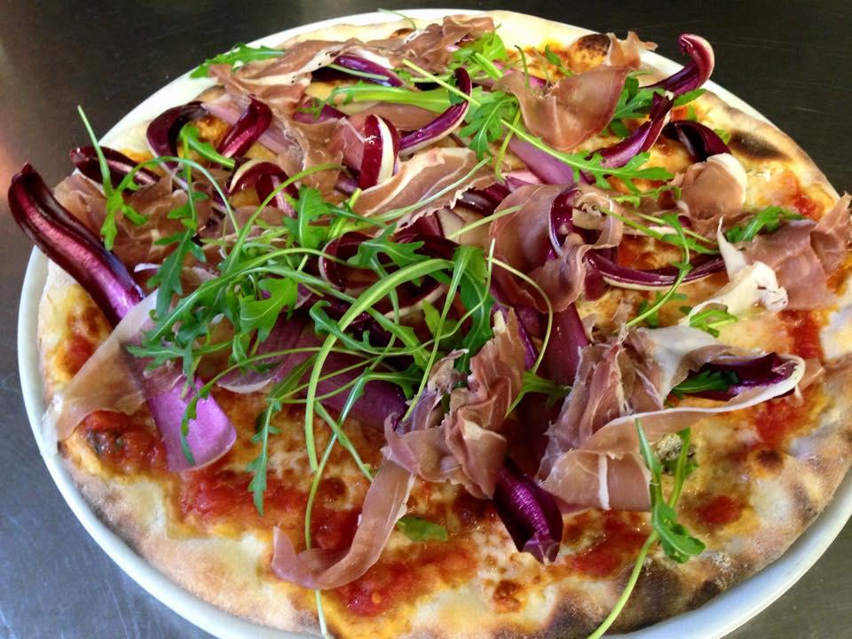 Pizza Trevisano