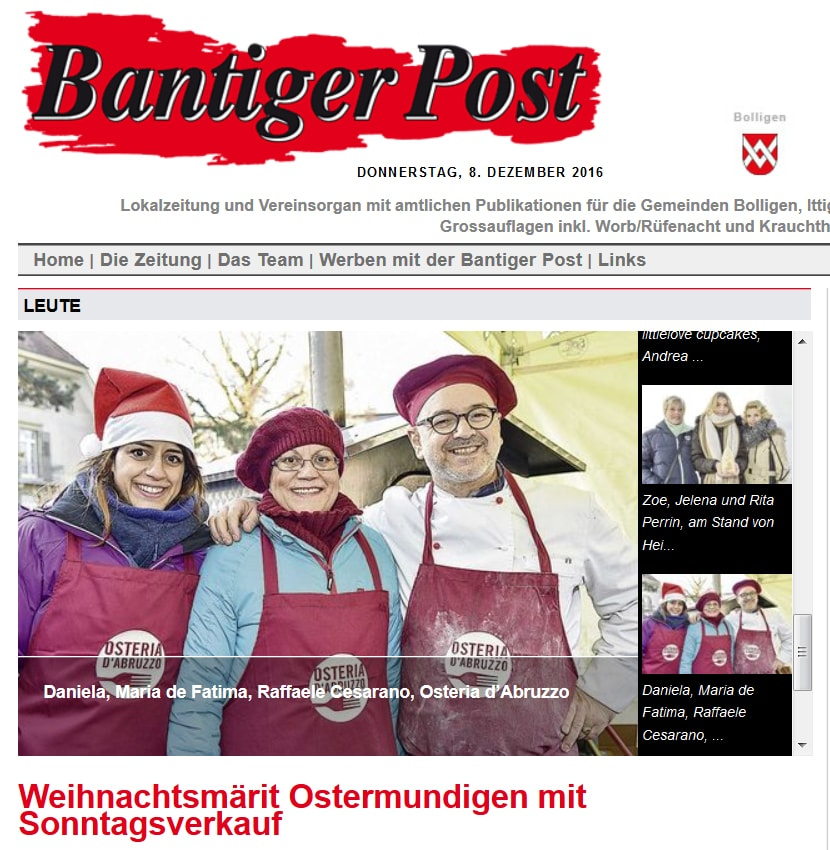 Bantiger Post 08.12