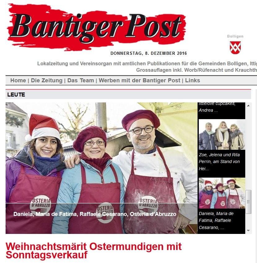 Bantiger Post 08.12
