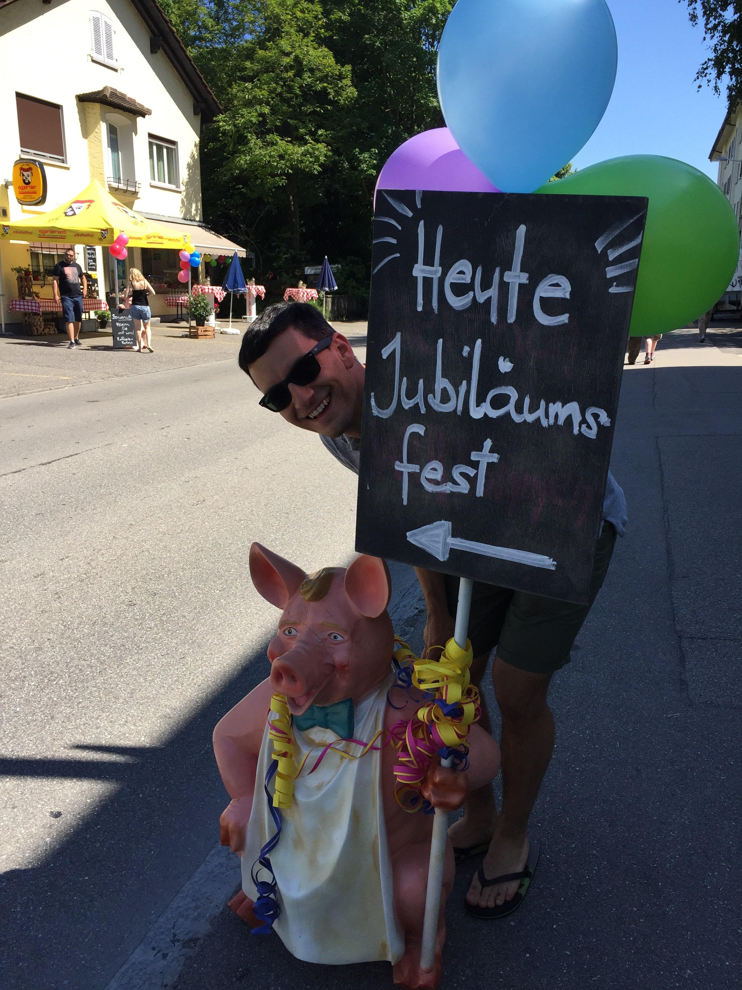Jubiläumsapéro 10.06.2017
