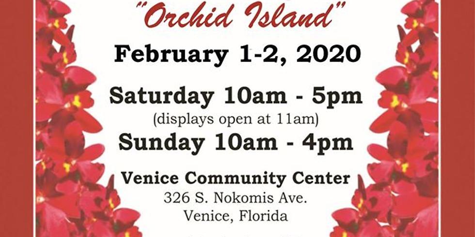 Venice Orchid Show