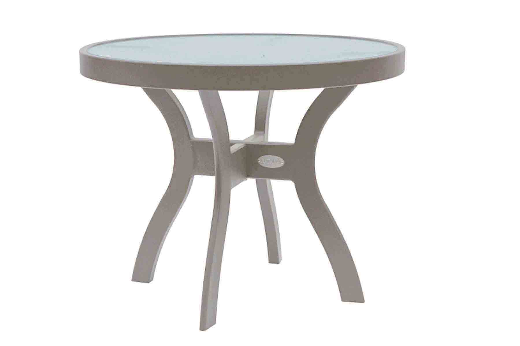 "PISA 20"" ROUND LOUNGER SIDE TABLE"