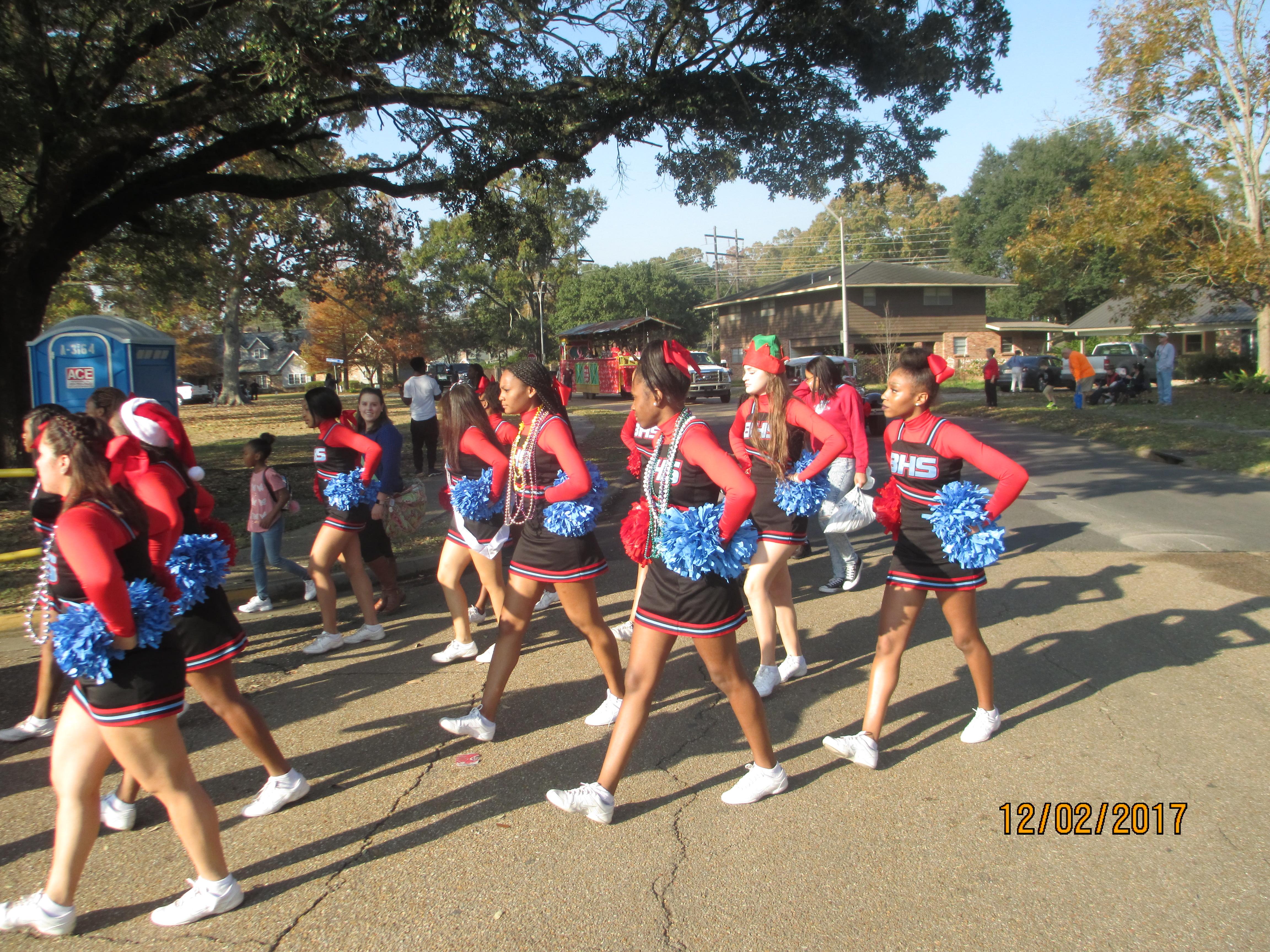 2017 Broadmoor Christmas Parade