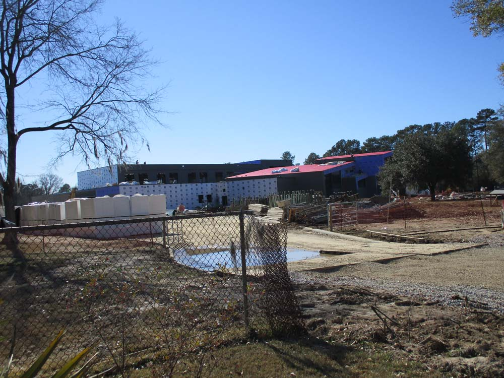 New Broadmoor Elementary School