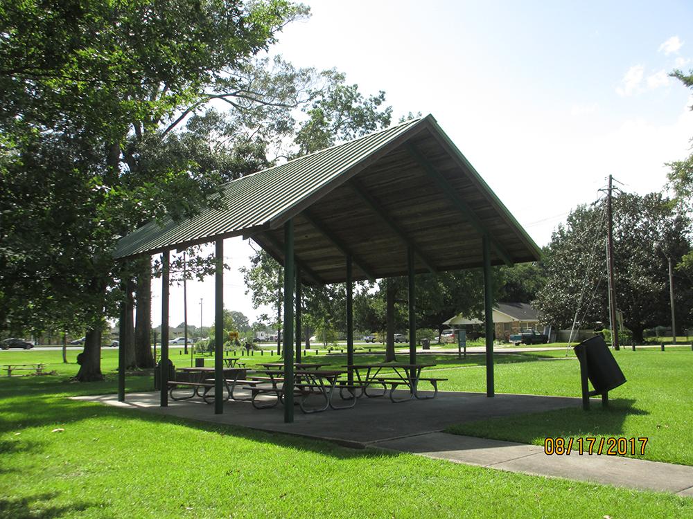 BREC Park Picnic Pavillion