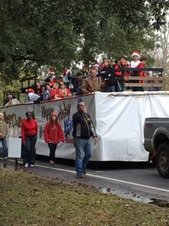 Broadmoor Christmas Parade 2016