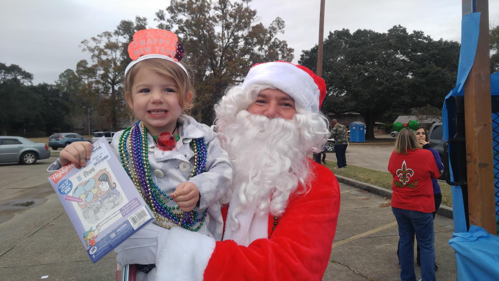 Broadmoor Christmas Parade 2016