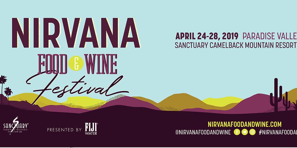 Nirvana Food & Wine Festival
