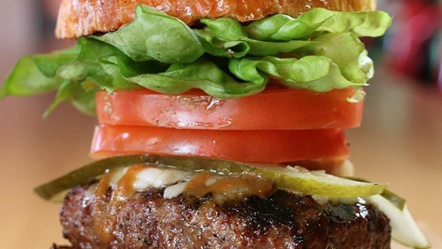 Every Wednesday 1/2 off Burger & Beer!