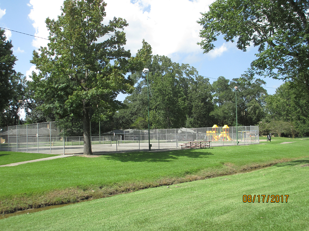 BREC Park Sharp Road Tennis Court