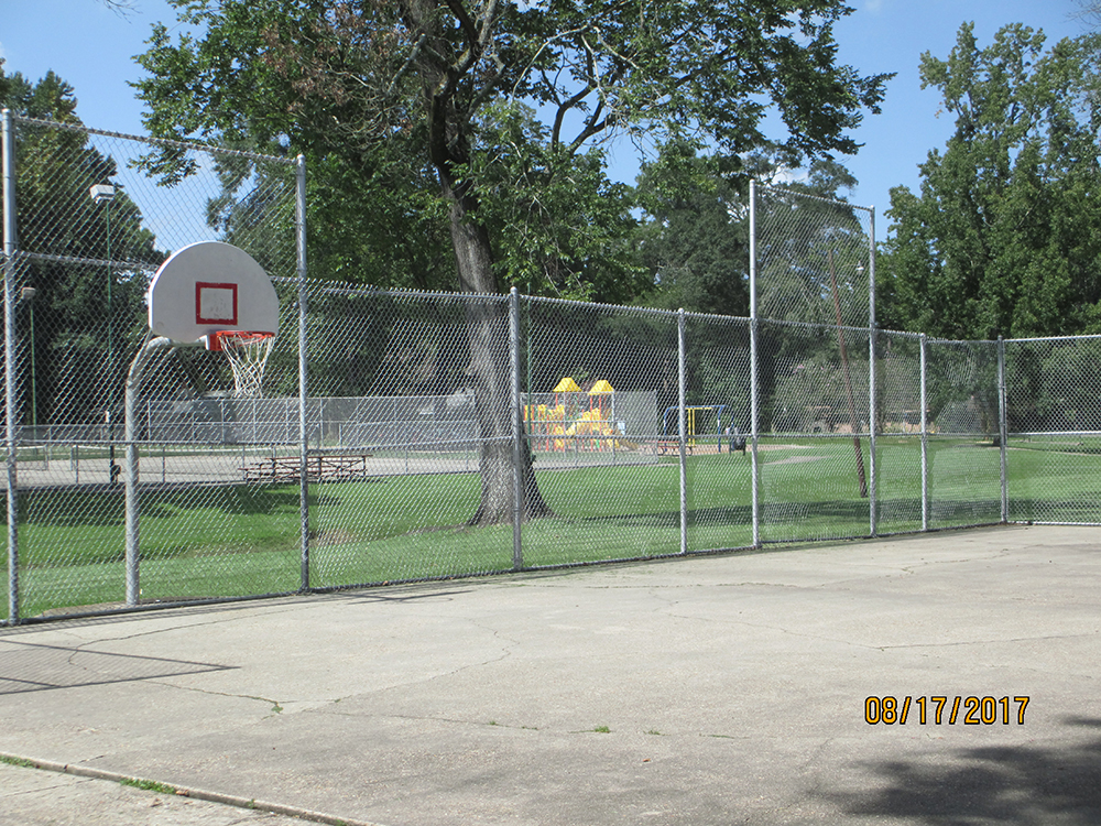 BREC Park Basketball Court