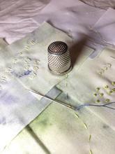 Detail process stitching 2019