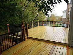 Deck builders - First Choice Renovations of Rochester