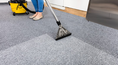 commercial- Carpet cleaning