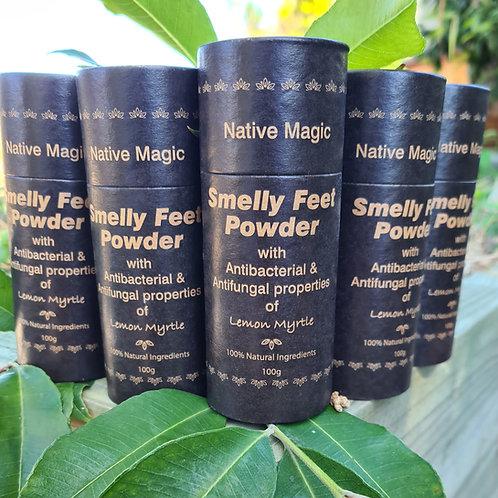 Wholesale Smelly Feet Powder
