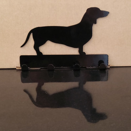 Dachshund Key/lead holder