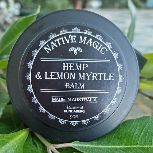 Lemon Myrtle & Hemp Balm
