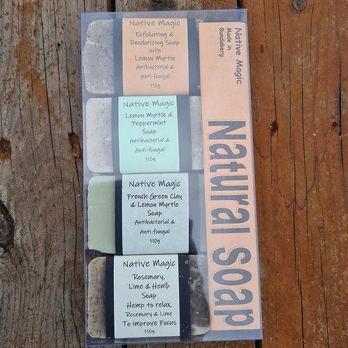 Natural Soap Pack