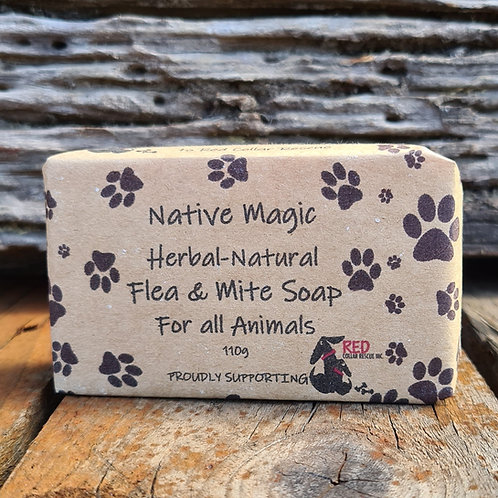 Wholesale Herbal Flea Soap