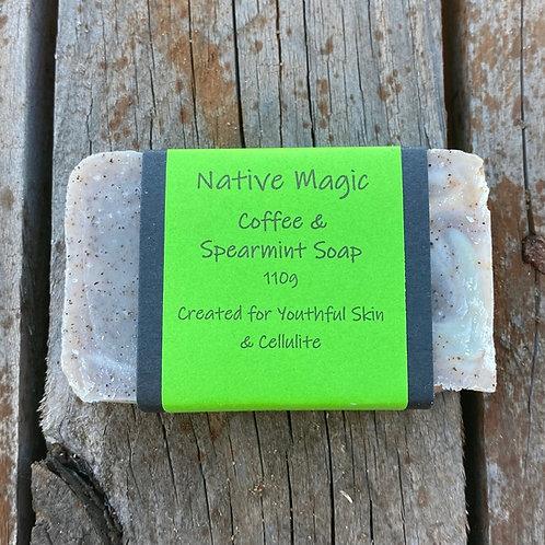 Coffee & Spearmint Soap