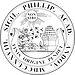 Phillips Academy School logo Massachusetts
