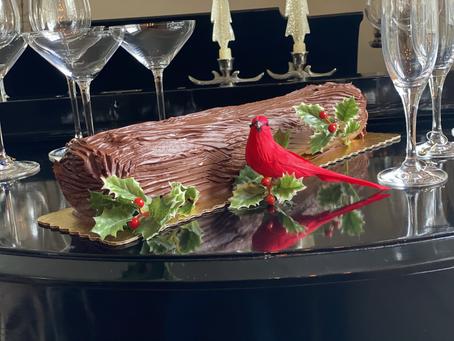 How to Make a Bûche de Noël