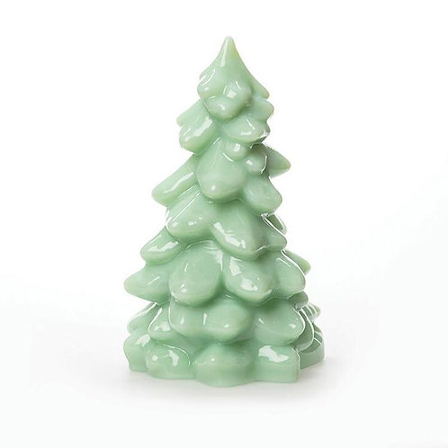 Mosser Glass  'Large Tree' in 'Jadeite'